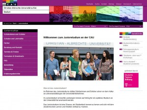Juniorstudium CAU