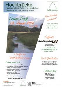 Frauen-Treff 23.01.2016